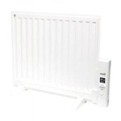 Radiator cu ulei 600W, Home, termostat, IPX2, temporizator, senzor supraincalzire, alimentare retea