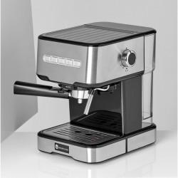 Espressor cu pompa Studio Casa Espresso Mio SC 2001, 850 W, 15 bar, 1.2 l, Inox