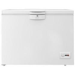 Lada frigorifica Beko HSA24540N, 230 l, Clasa A++, Securizare yala, Congelare rapida, Iluminare LED, Alb