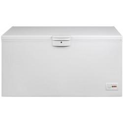 Lada frigorifica Beko HSA37540N, 350 l, Clasa A++, Fast Freezing, Securizare yala , Alb