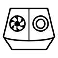 Masini de spalat rufe semiautomate