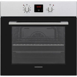 Cuptor incorporabil Heinner HBO-V659GCD-IX, 65 l, 9 functii, Multifunctional, Grill, Ventilatie, Timer, Display touch, Clasa A, Inox