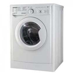 Masina de spalat rufe Indesit EWC 81252 W EU, 8 Kg, 1200 RPM, Clasa A++