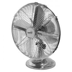 Ventilator de birou HOME TFS 30, 3 trepte viteza, 30cm, 35W, argintiu