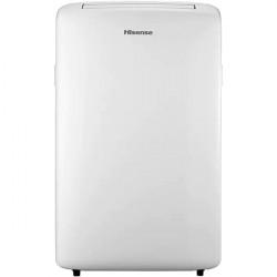 Aer conditionat portabil HISENSE APC09, 9000 BTU, A, kit instalare inclus, alb
