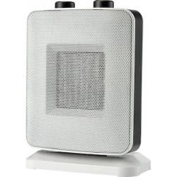 Aeroterma ceramica Heinner HCH-L1500WH, 1500 W, 2 trepte de putere, termostat reglabil, Alb