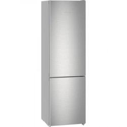 Combina frigorifica Liebherr Cnef 4813, 338l, No Frost, Display, Clasa E, H 201.1 cm, Inox