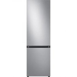 Combina frigorifica Samsung RB36T600CSA/EF, 360 l, Clasa C, No Frost, Compresor Digital Inverter, All around coooling, H 193 cm, Argintiu