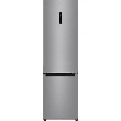 Combina frigorifica LG GBB72PZDMN, No Frost, 384 l, H 203 cm, Clasa A++, argintiu