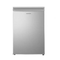 Congelator Heinner HFF-N85XE++, 81 l, Clasa E, H 84.5cm, Argintiu