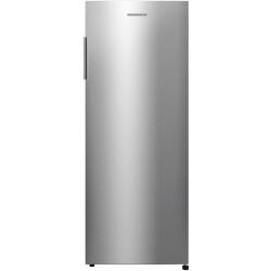 Congelator Heinner HFF-N165SF+, 153 l, Clasa F, 5 sertare, Control mecanic, H 143.4 cm, Argintiu
