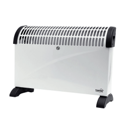 Convector electric FK 330 Home by Somogyi, portabil, 2000 W, 53 x 38 x 20 cm, 3 trepte, termostat mecanic, oprire automata, IP20