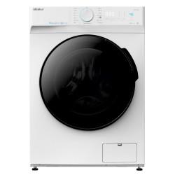 Masina de spalat rufe Albalux AXGIW1480 8 kg 1400 RPM Clasa B Hygiene Pro Inverter Alb axgiw1480