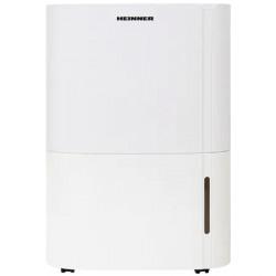 Dezumidificator Heinner HDU-M20, 20L/24h, control electronic, auto-restart, timer 24h, 3L, alb